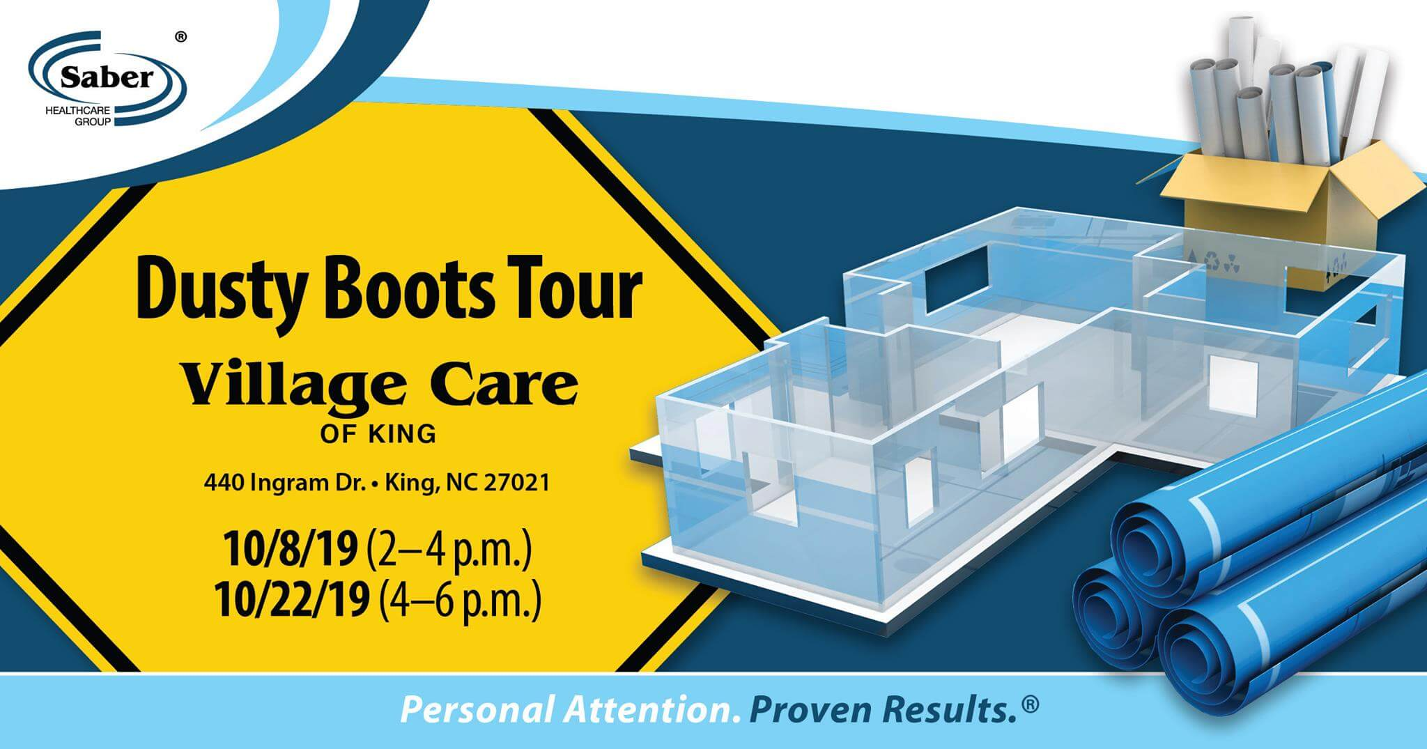 Dusty Boots Tour at Village Care of King
